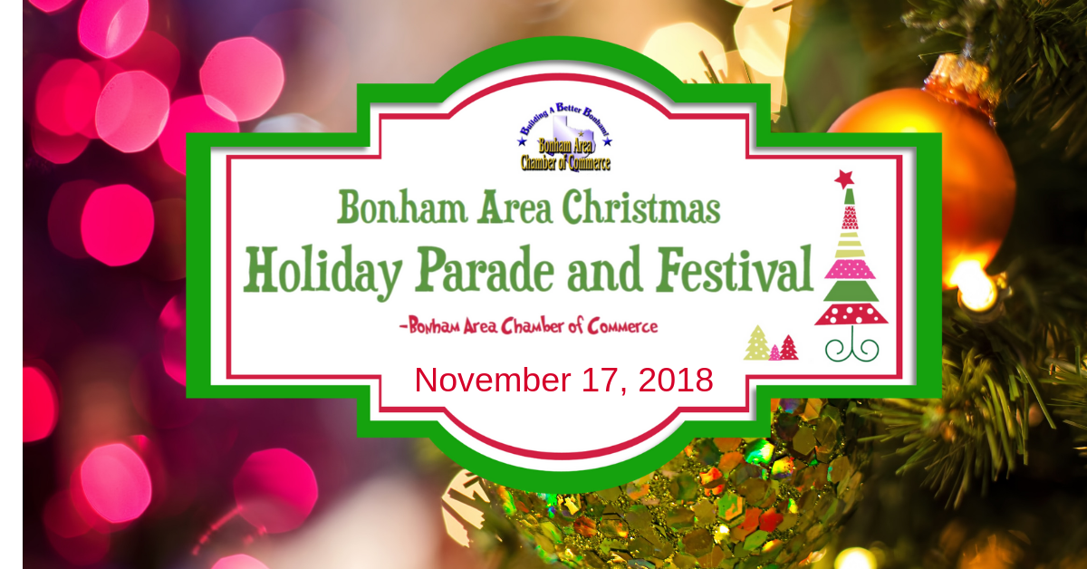 the christmas parade will be held downtown around the square